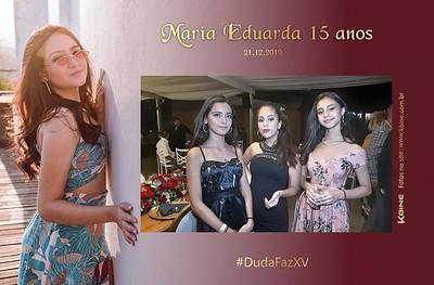 15 Anos Maria Eduarda