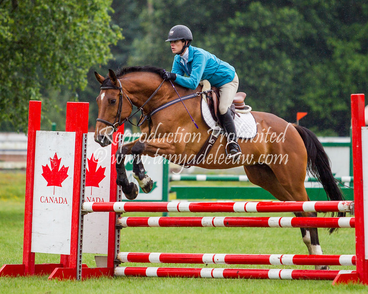 Equestrian - MREC Hunter Jumper - Maple Ridge, June 2018