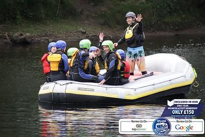 Rafting River Tay 05 09 21 9 30