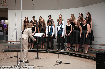 2007-05-15 BHS Choir Spring Courtyard Concert