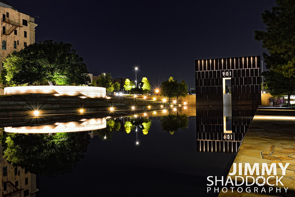 Oklahoma City Memorial June 15-16