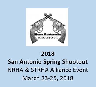 2018 San Antonio Spring Shootout