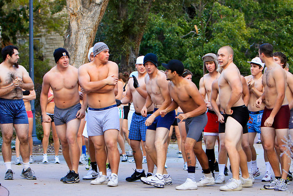 Undie Run 2009