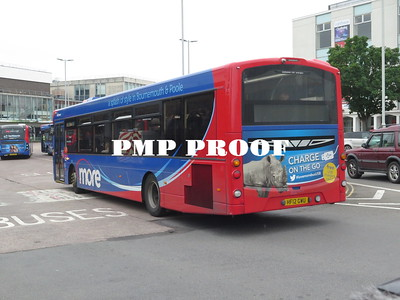BOURNEMOUTH POOLE BUSES JULY 2019