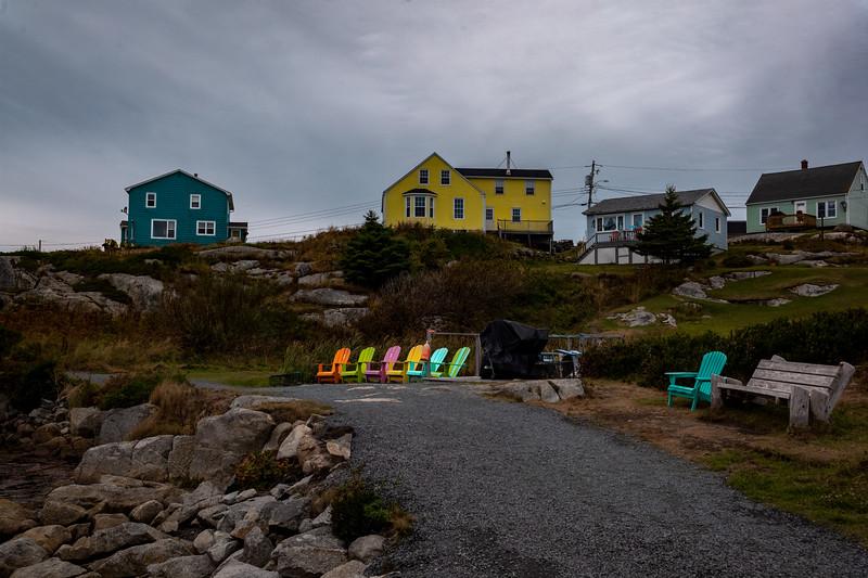 Peggy's Cove Adirondacks