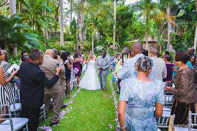 Tsahai & Richard in Jamaica