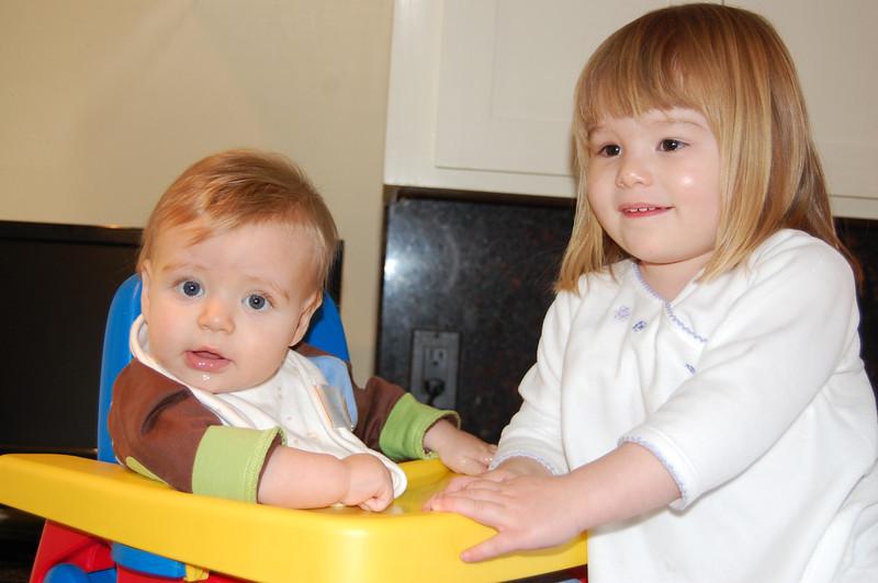 Elliot and Olivia