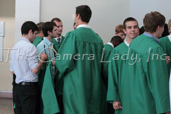 CHCA 2011 MSL High School Convocation 08.28