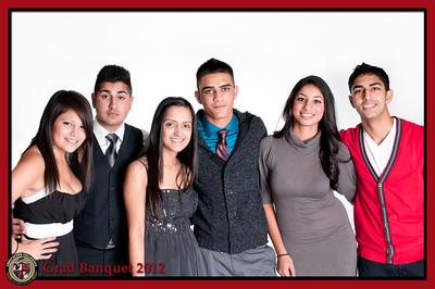 Grad 2012 Banquet
