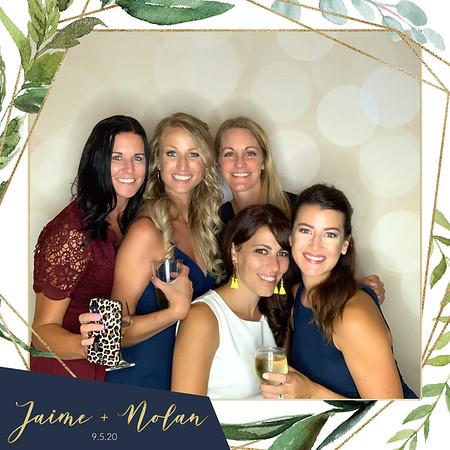 Jaime + Nolan Wedding