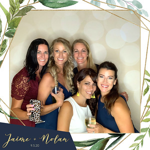 Jaime + Nolan Wedding