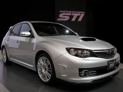 Subaru Vehicles