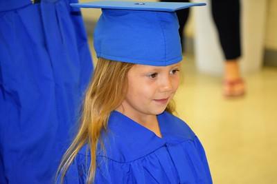 Kindergarten Graduation & Senior Walk