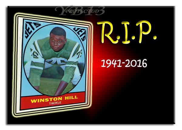 WINSTON HILL RIP 2016