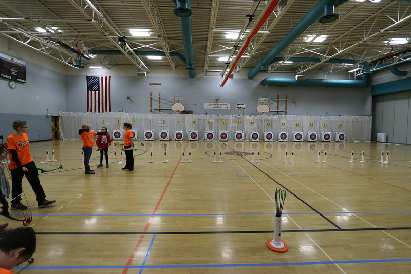 2014 Feb Tiger Shoot Out Archery Tournament