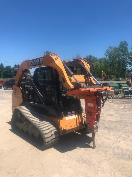 NPK PH2 hydraulic hammer on Case CTL skid steer - Monroe Tractor  06-20 (2).jpg
