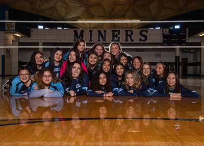 THS Volleyball Fall 2021