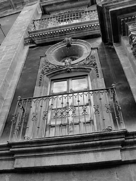 Windows of San Miguel de Allende