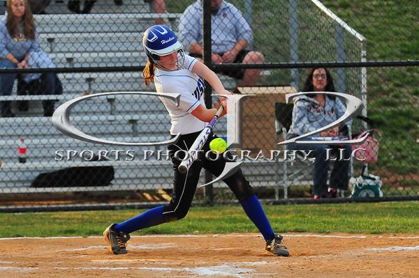 4-8-2013 Woodgrove at Tuscarora Softball