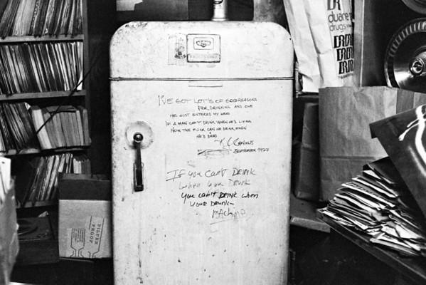 Village Oldies Record Store
