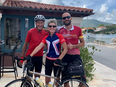 Bicycling the Islands of Dalmatia Plus! the South Coast 2019 Sep 16