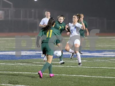 Lady Bear Soccer vs. Gonzales