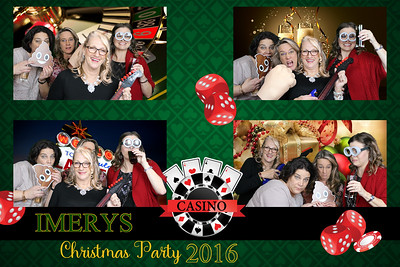 Imerys Christmas Party