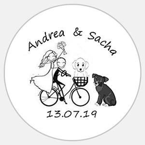 Andrea & Sacha