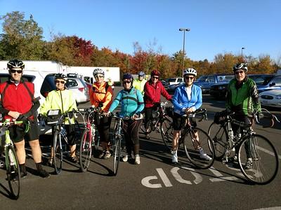 October 21 Saturday Traditional Ride