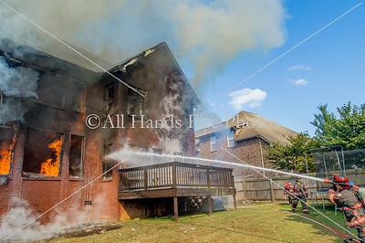20171016 - City of Mount Juliet - House Fire