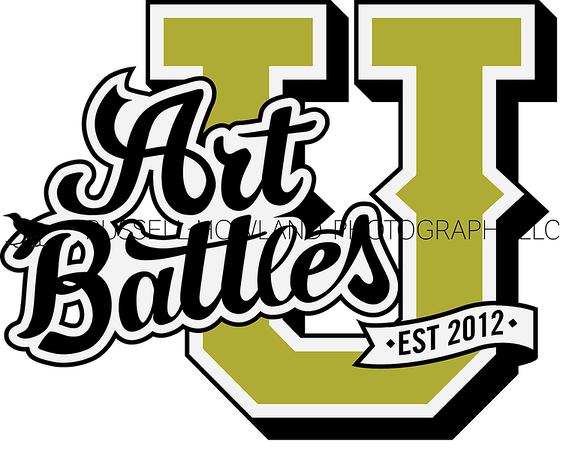 ArtBattles U - NY Battle - Nov. 14, 2013 - Webster Hall