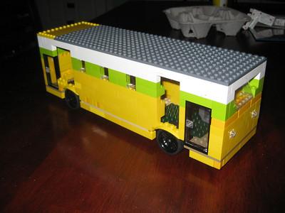 Rosa Park bus model