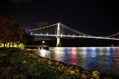 Walking Bridge Over Hudson  ETC.