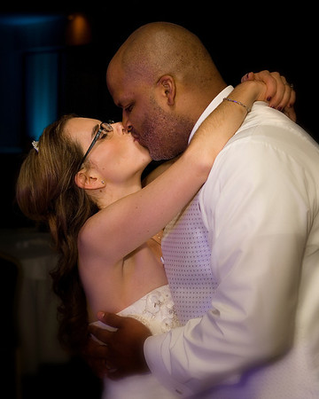 Nicole Sexton & Virgil Humphreys Wedding