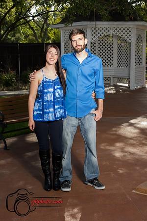 Austin and Alicia