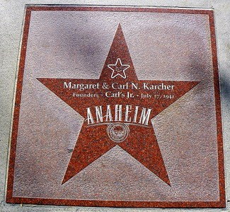Anaheim / Orange County Walk of Stars