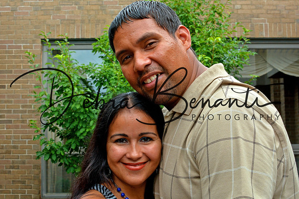 Vilmarie and Raul Portraits