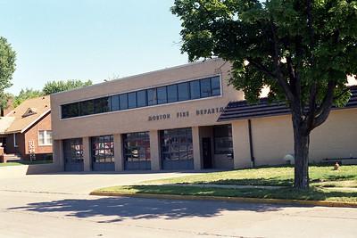 MORTON FIRE DEPARTMENT