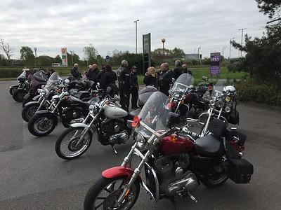 5th May 2019 - Zoe Bayne Memorial Ride