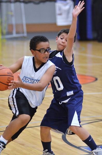 S Jersey Jazz vs Advanced Hoops - 5th Grade