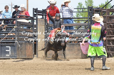 2nd Go Steers Saddle Bronc 05-23-15
