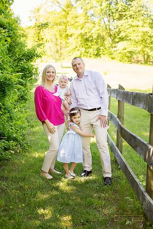 Kinder Farm Park Family - 5.15.17
