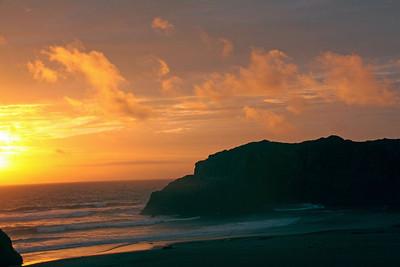 Sunsets of Oregon