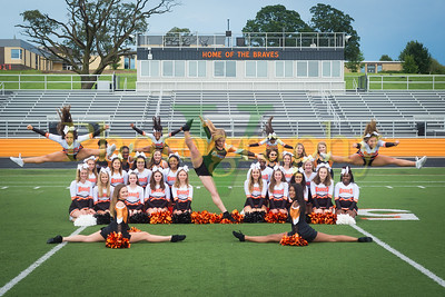 Bonner Springs Cheer and Dance 2019-20
