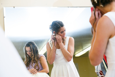 Shylah & Guy - Bridal Prep