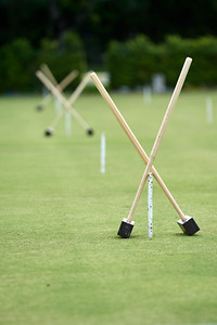Friday - Croquet Dinner