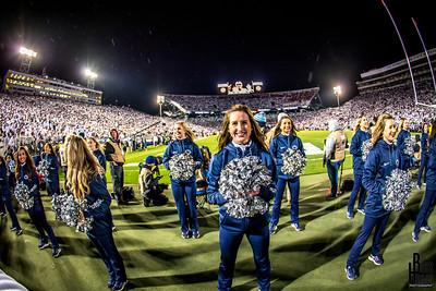 Penn State vs Ohio State Lionettes