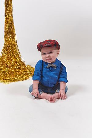 Sonny at 6 months