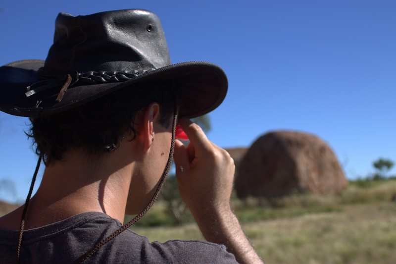 The Long Game (Devils Marbles, Northern Territory)