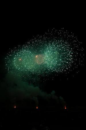 Jaffrey, NH Fireworks 08-21-2010